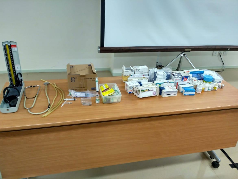 Saúde   Morte de homem conduz autoridades a clínica ilegal na Areia Preta