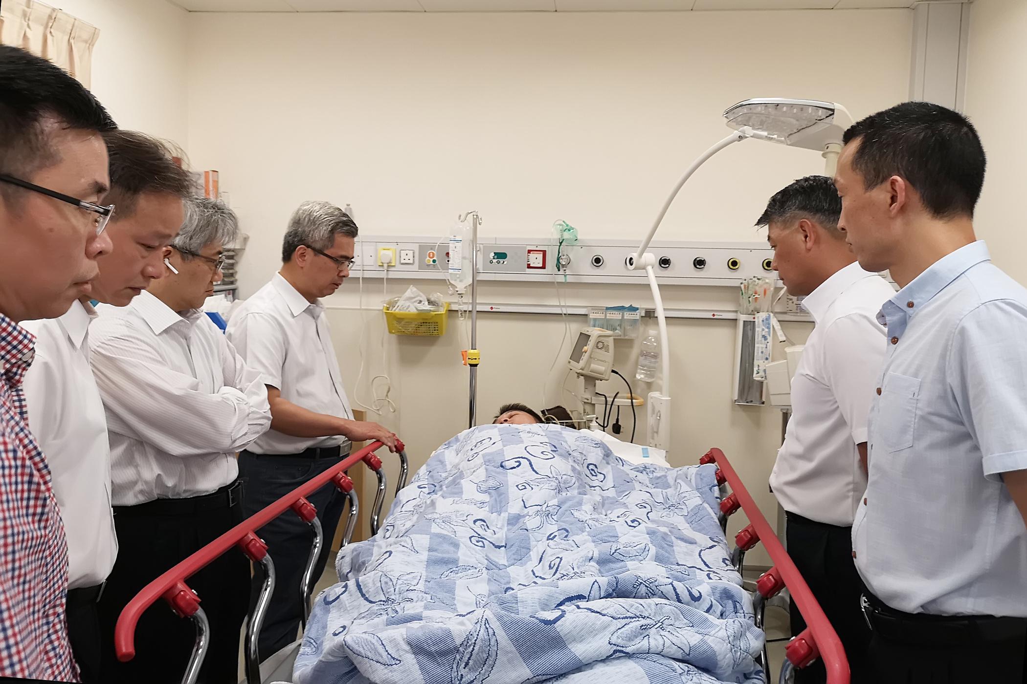 Zhuhai   Seguro médico para residentes de Macau arranca a 1 de Julho