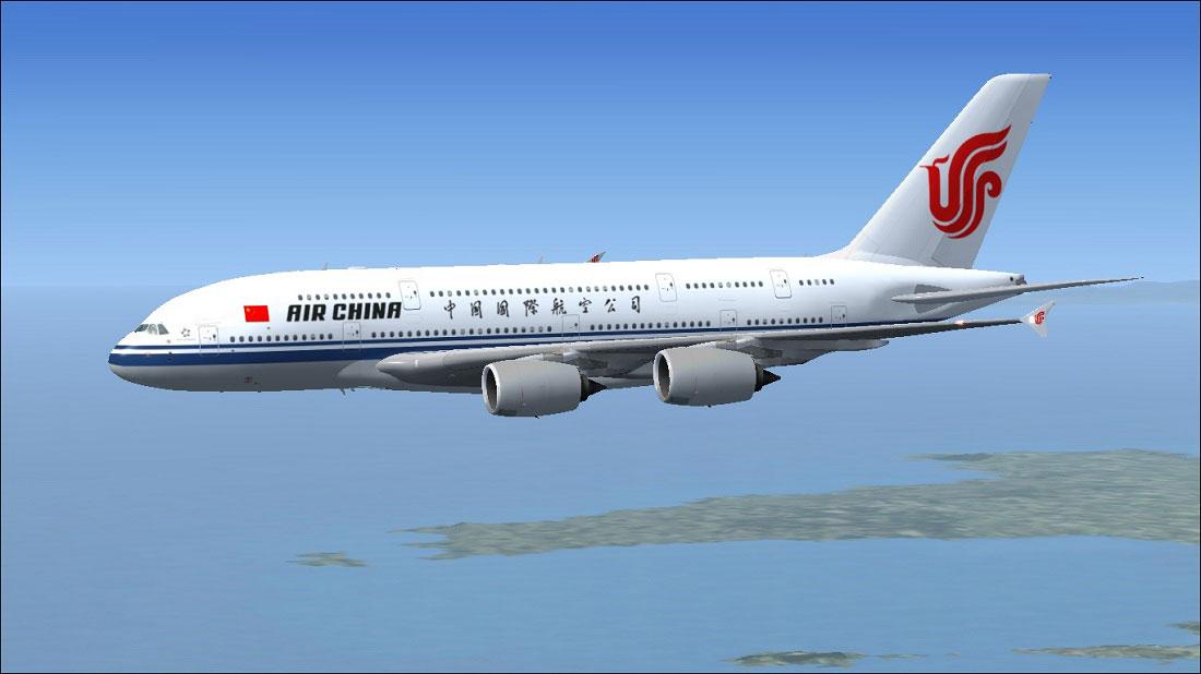 Air China   Copiloto suspeito de fumar causou queda de mais de 7.500 metros