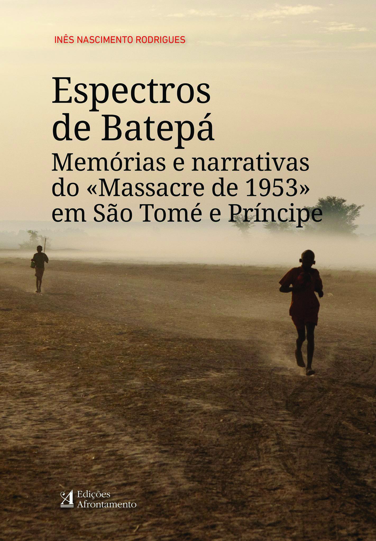 Inês Rodrigues acaba de publicar livro sobre investigação acerca do massacre de 1953, em São Tomé e Principe