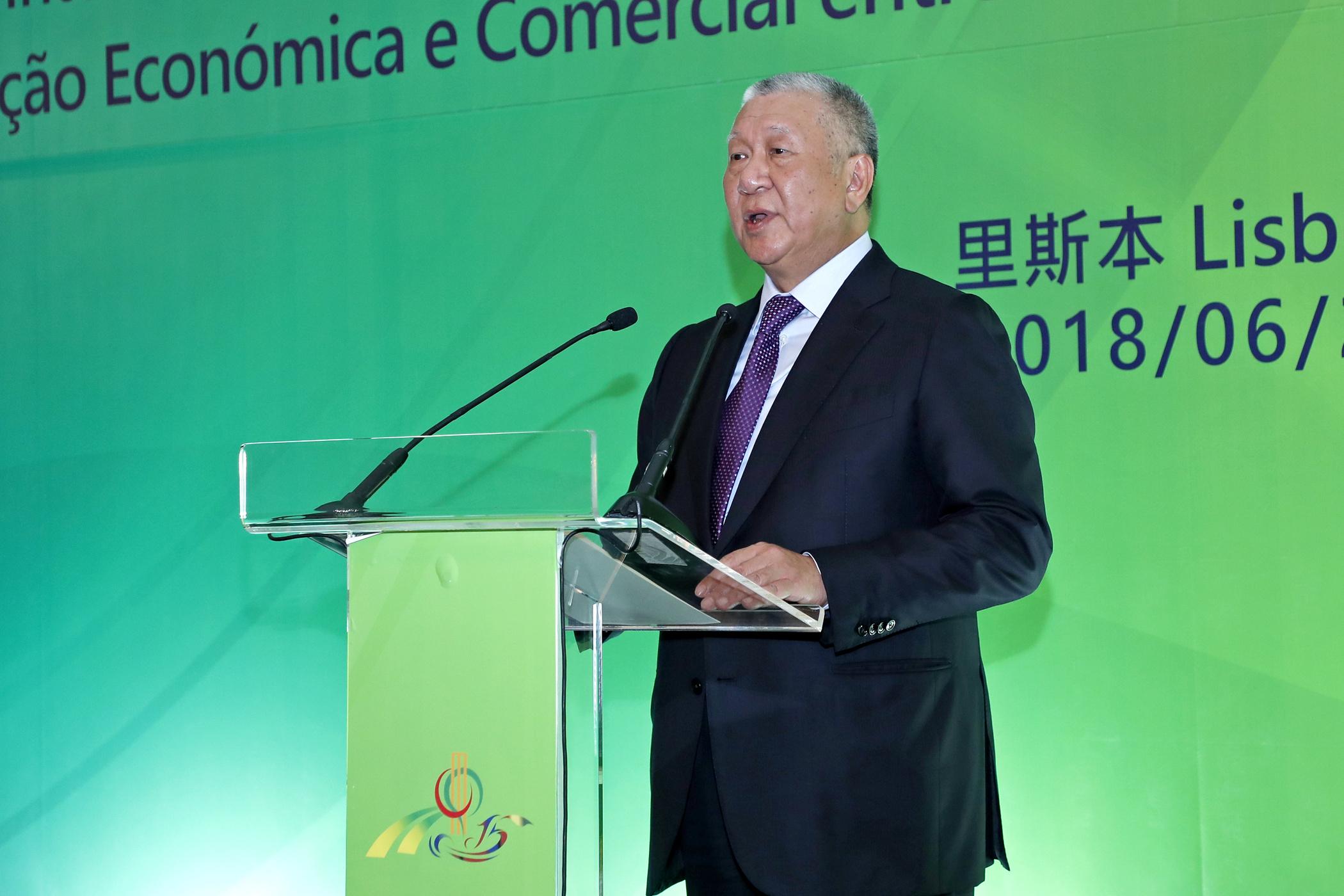Análise | O papel de Edmund Ho na vida política de Macau enquanto vice-presidente da CCPPC