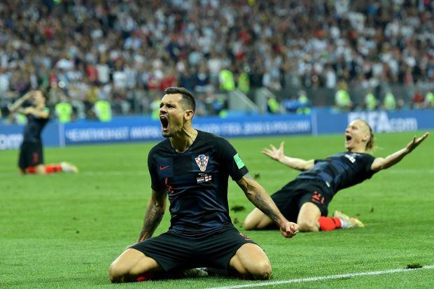 """bd0cafded3912 Vice-campeã mundial Croácia """"cai com estrondo"""" em Espanha para a Liga das  Nações – Hoje Macau"""
