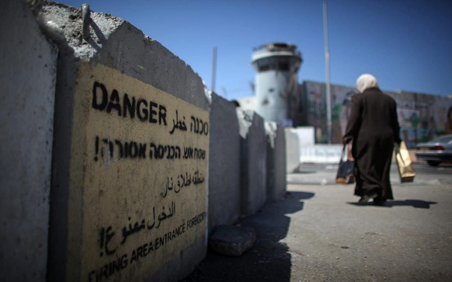 Israel fecha passagem de acesso à Faixa de Gaza