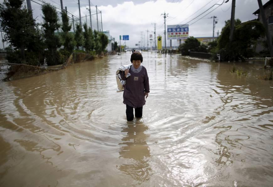 Japão | Governo anuncia 199 mortes, primeiro-ministro visita zonas mais afectadas