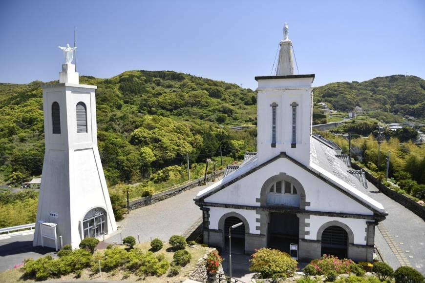UNESCO classifica lugares clandestinos do cristianismo no Japão