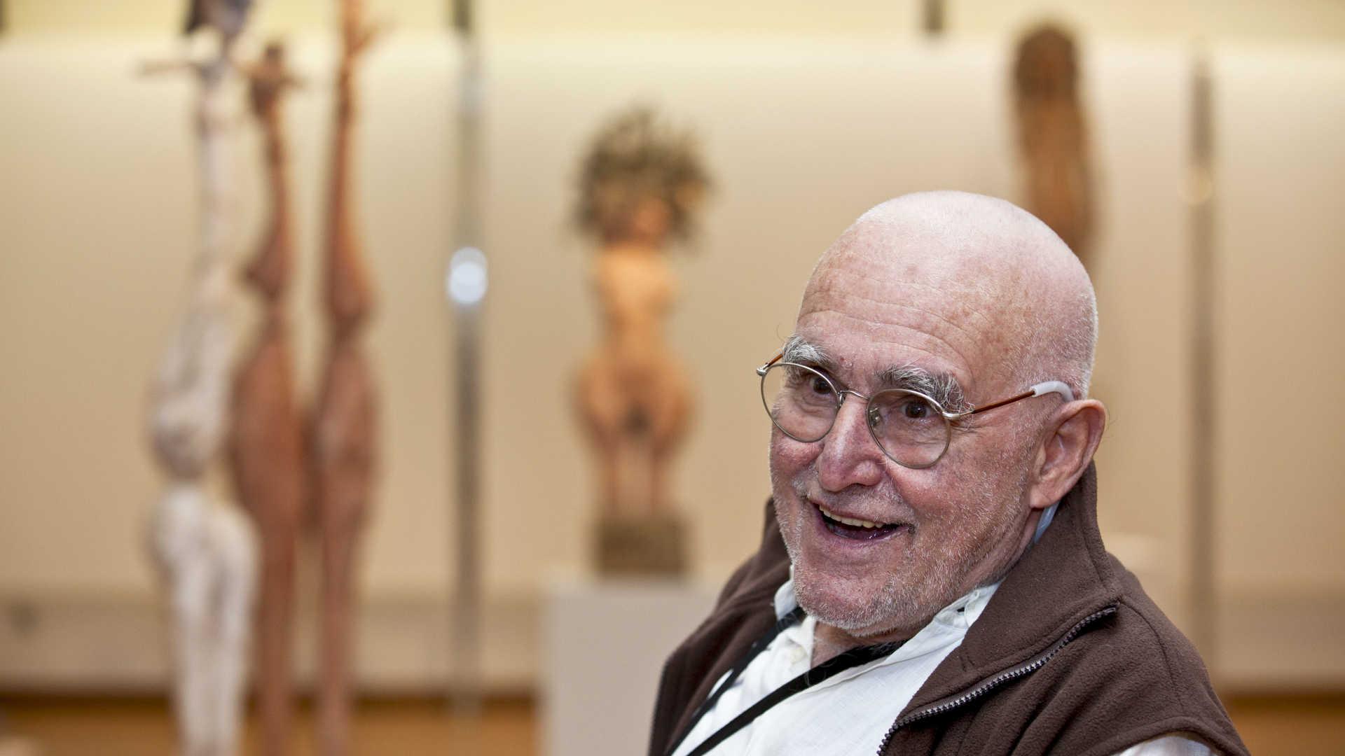 Escultor português João Cutileiro morreu ontem aos 83 anos
