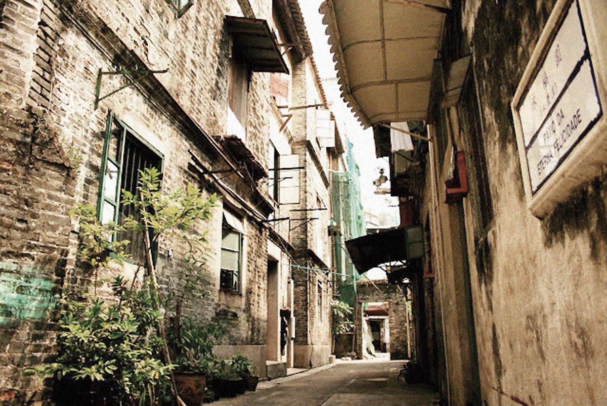 Associação do Kiang Wu oferece ao Governo 13 casas no Pátio da Eterna Felicidade