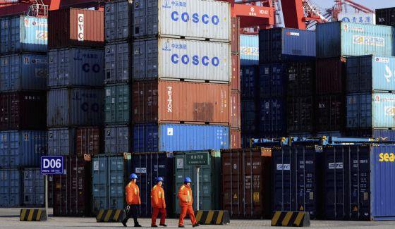 Economia | Comércio externo cresce 8,6 por cento até Julho