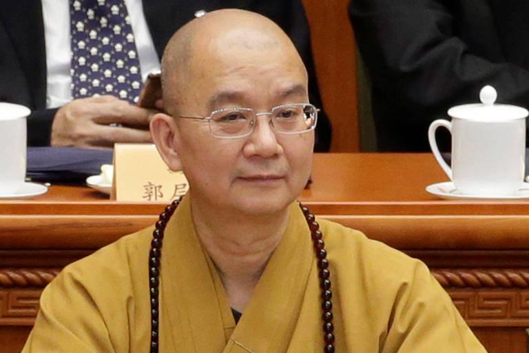 Crime   Monge acusado de má conduta sexual deixa presidência da Associação Budista
