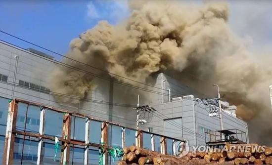 Coreia do Sul | Nove mortos e quatro feridos em incêndio em fábrica