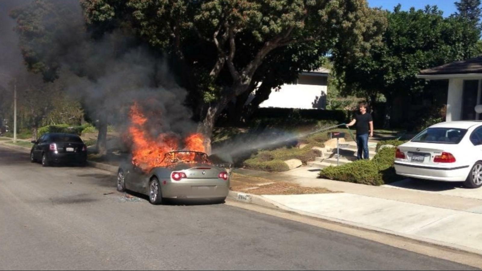 BMW inspecciona mais de 65.000 veículos após incêndios na Coreia do Sul