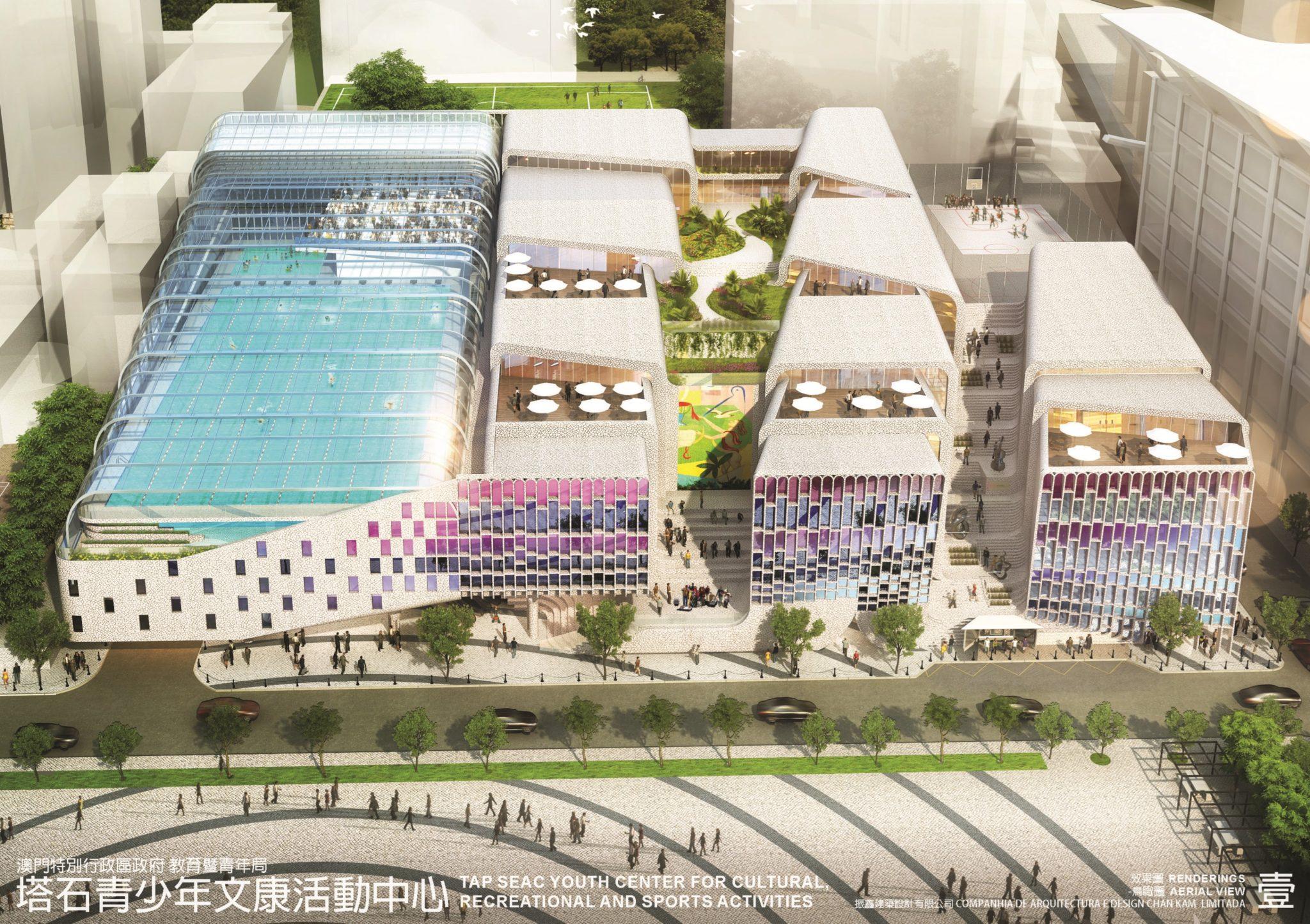 Hotel Estoril | Lam Lon Wai quer saber qual o custo total da obra