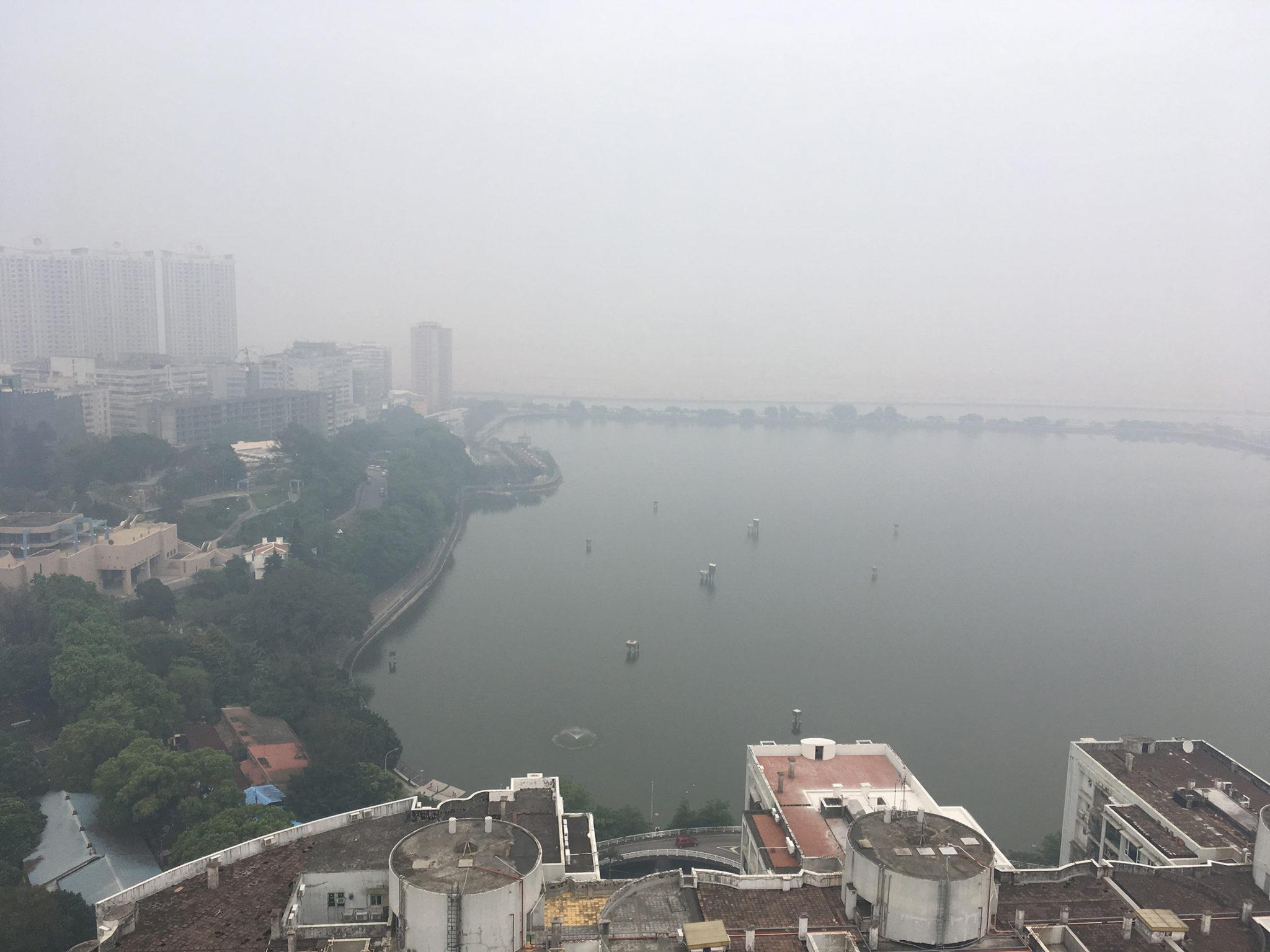 Ambiente | Macau volta a registar um nível alarmante de partículas poluentes