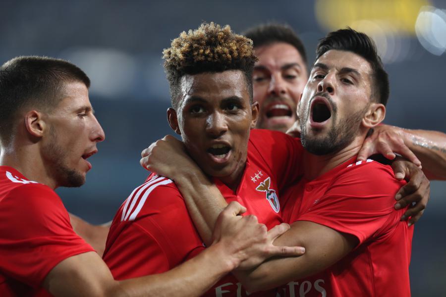 Liga Europa   Benfica sem André Almeida, Pizzi e Jonas