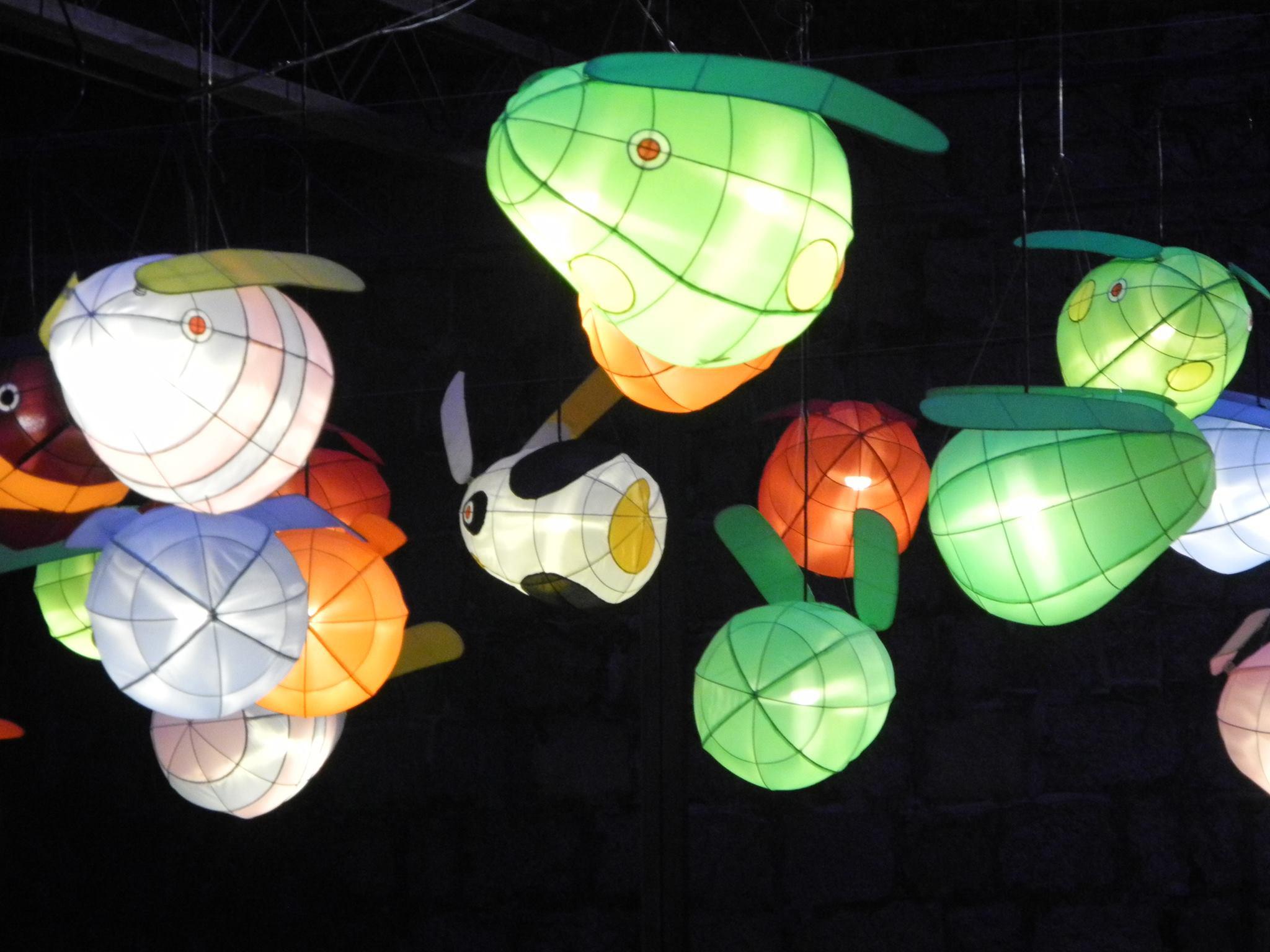 Lanternas | Terceiro festival internacional inaugurado este sábado