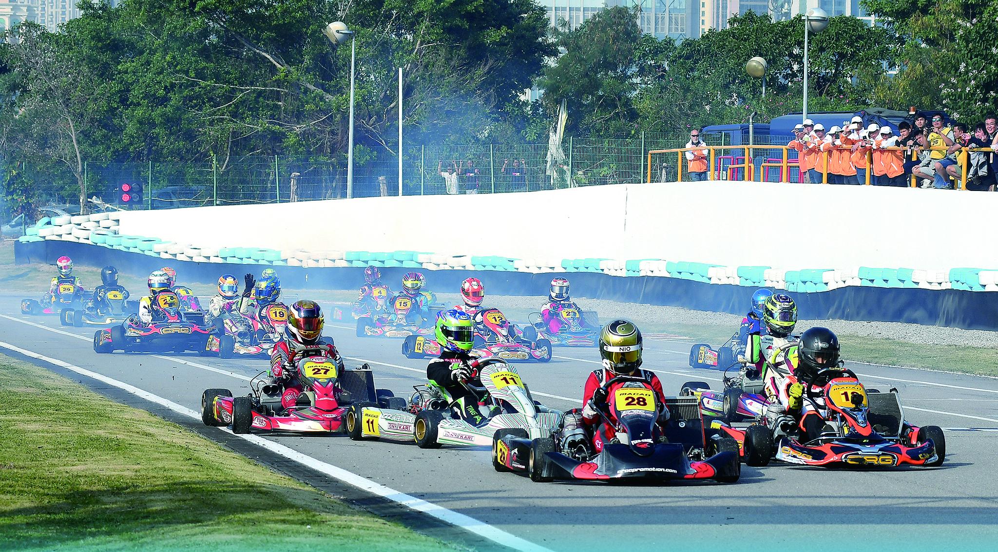 Automobilismo | GP Internacional de Karting de 2018 é para avançar