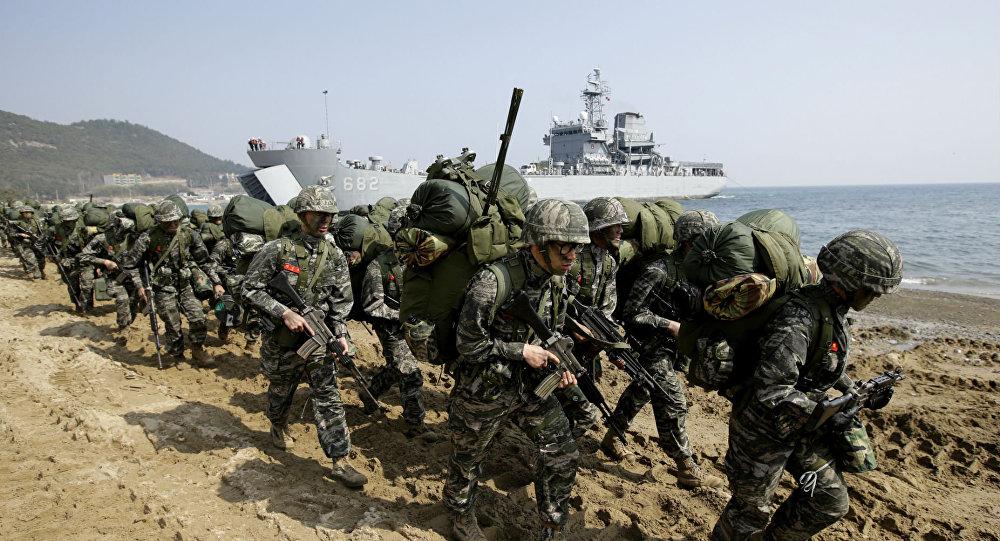 EUA   Anunciado fim da suspensão de manobras militares na Península Coreana