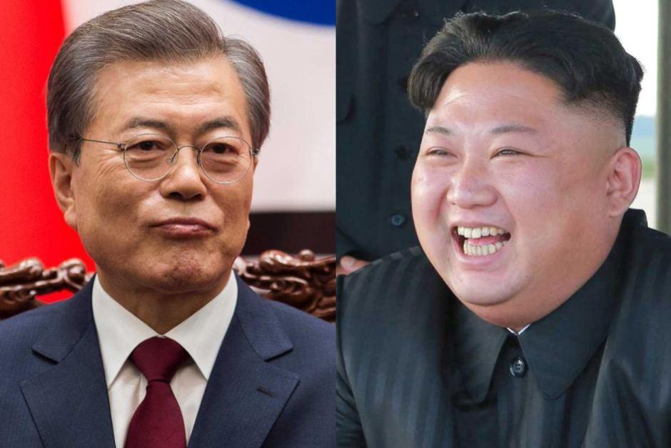 Coreias   Cimeira entre Kim Jong-un e Moon Jae-in na segunda-feira