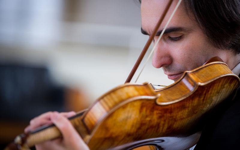 Concertos | Trio do violinista Carlos Damas actua na China