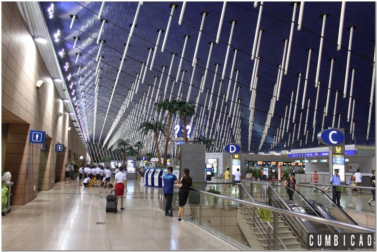 Corrupção | Presidente de empresa que gere aeroportos de Xangai investigado