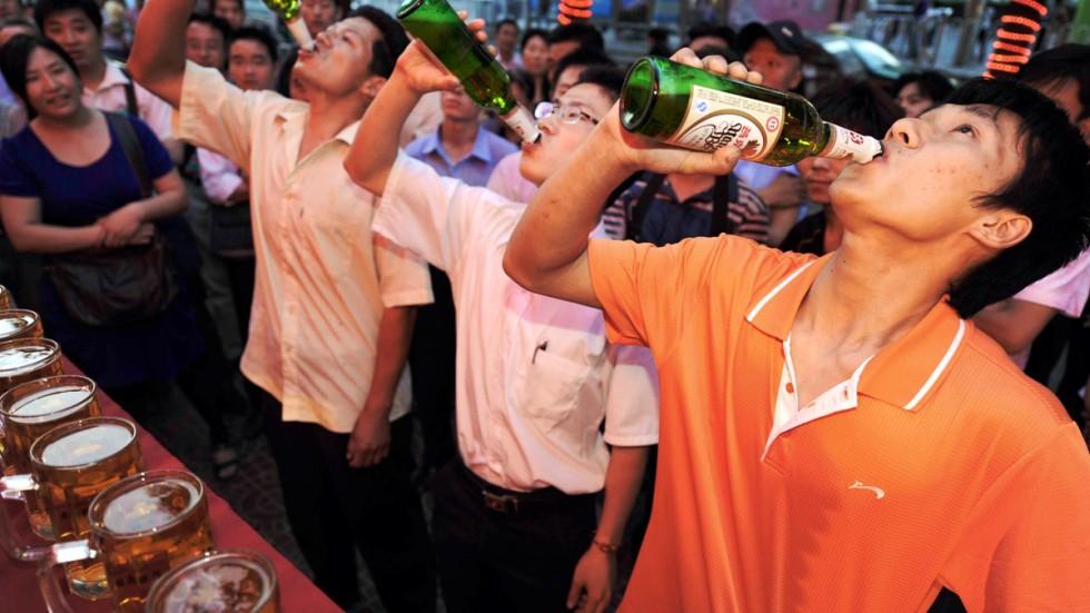 Saúde | China é o país com mais mortes devido a consumo de álcool