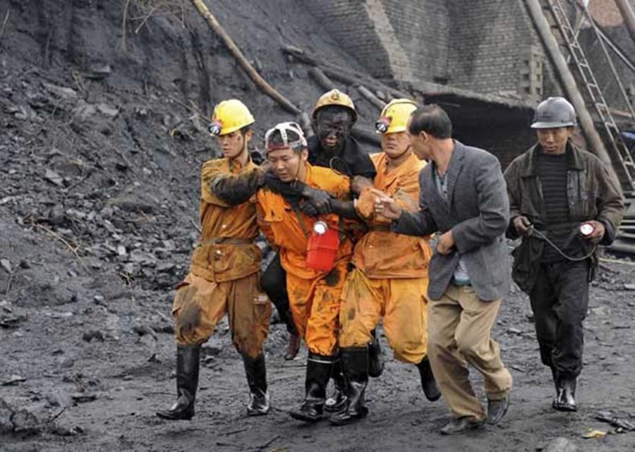 Acidente | Quatro mortos e nove desaparecidos após explosão em mina
