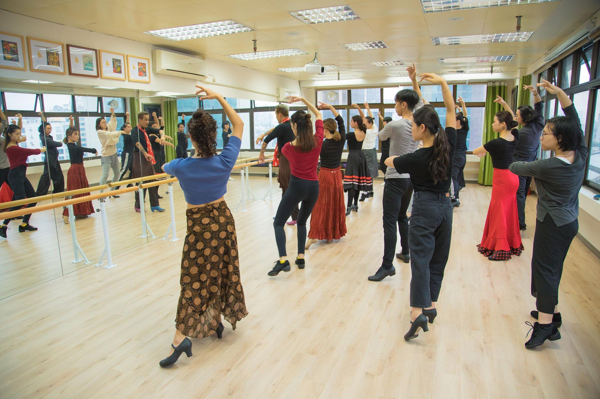 Dança | Centro de Educação Artística promove cursos de flamenco