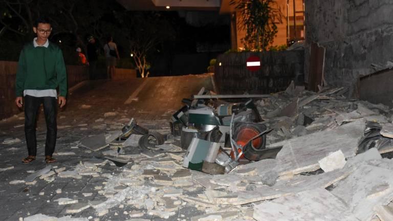 Indonésia | Sobe para 98 o número de mortos do sismo na ilha Lombok