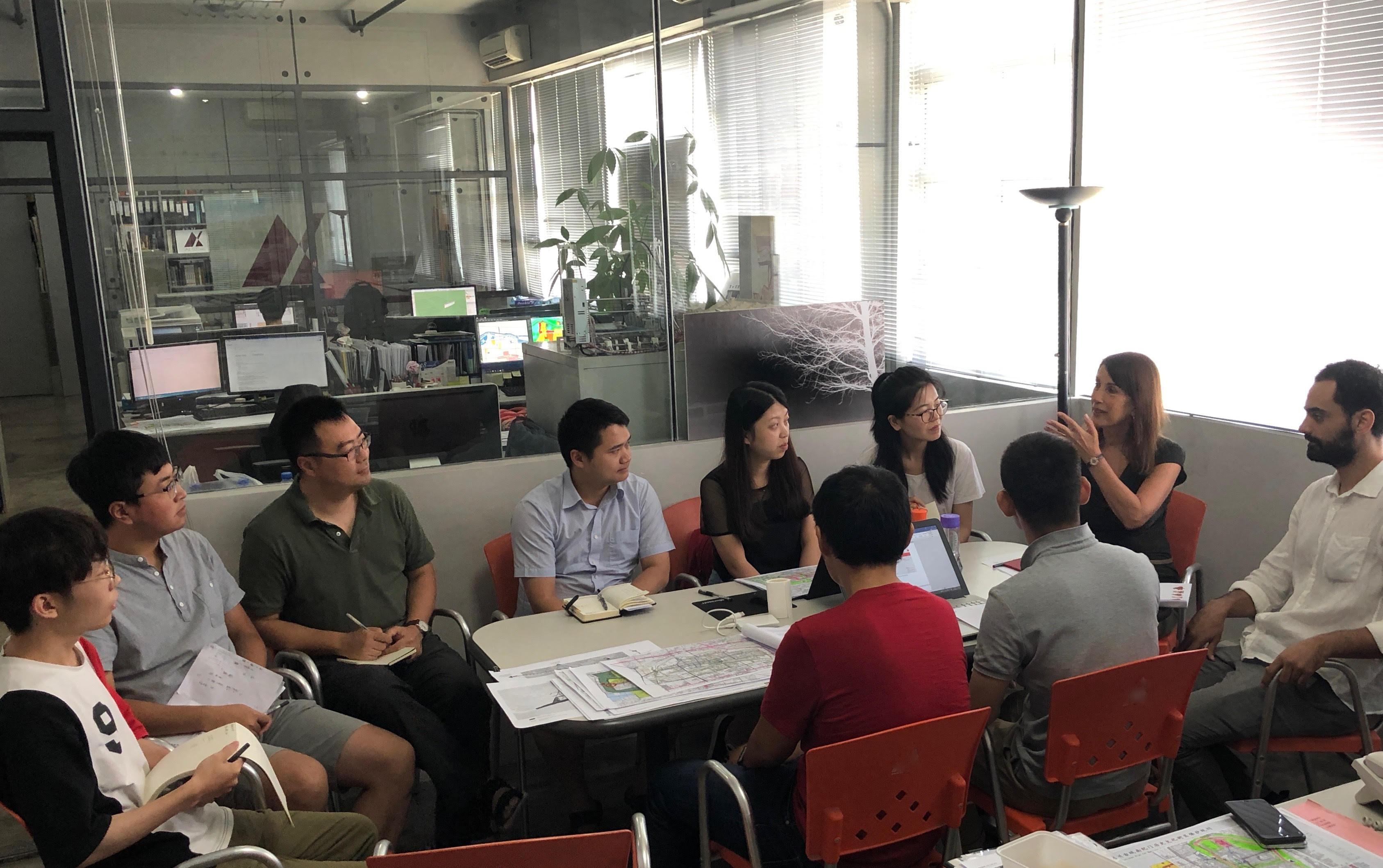 Património   Atelier de Maria José de Freitas desenvolve projecto para Wuhan