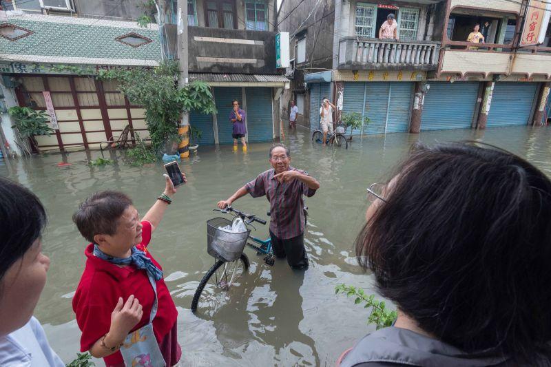 Taiwan | Pelo menos quatro mortos e 143 feridos devido a inundações