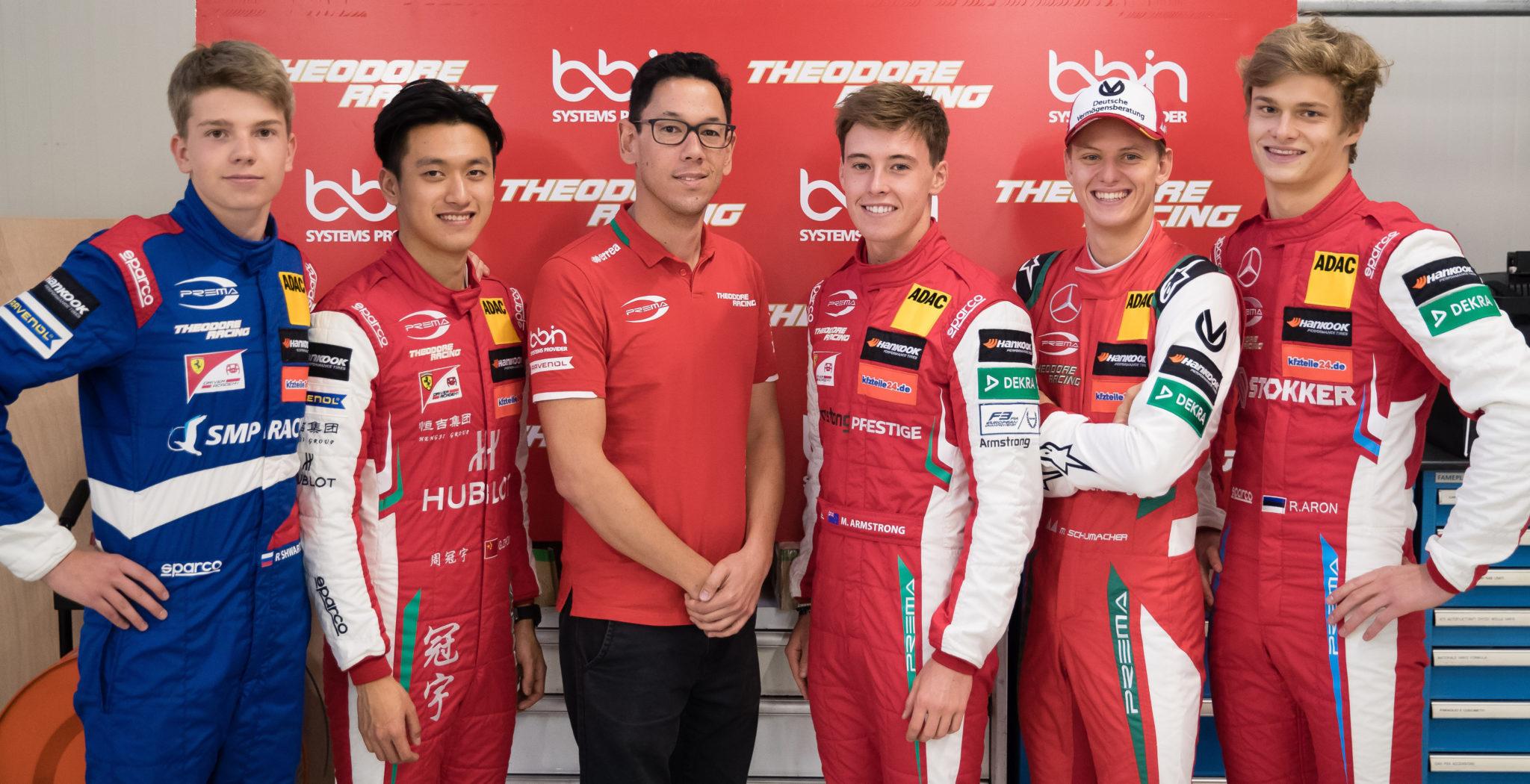 Automobilismo | Teddy Yip Jr quer recuperar o título da F3 do GP