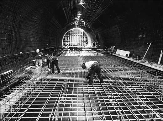 Impacto ambiental | Túnel subaquático dos novos aterros em consulta