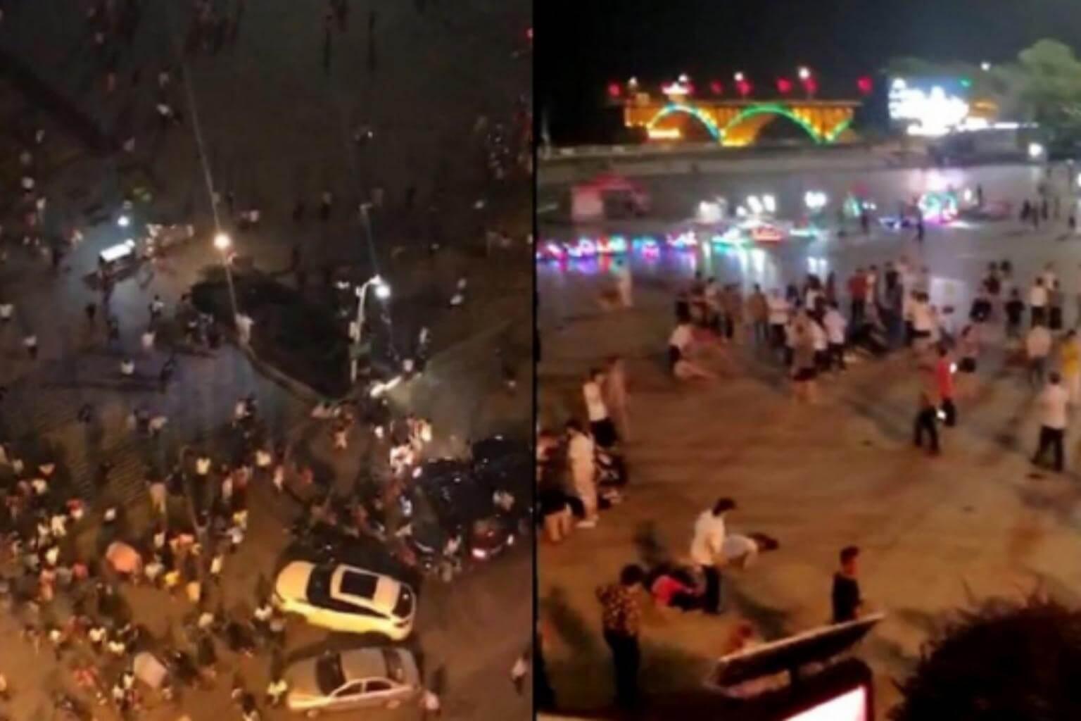 Hunan | Atropelamento intencional faz 11 mortos e 44 feridos