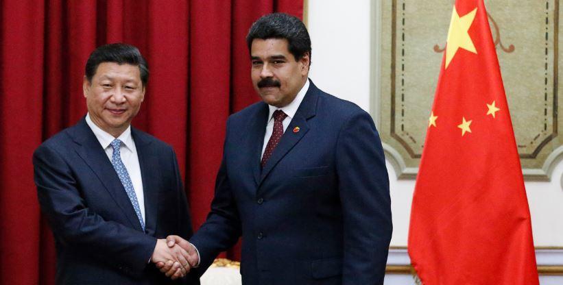 Diplomacia   Pequim dá voto de confiança a  Nicolás Maduro