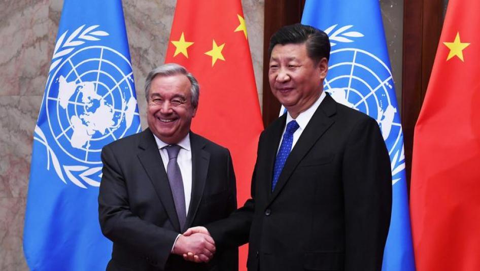 Refugiados   Um contexto chamado China