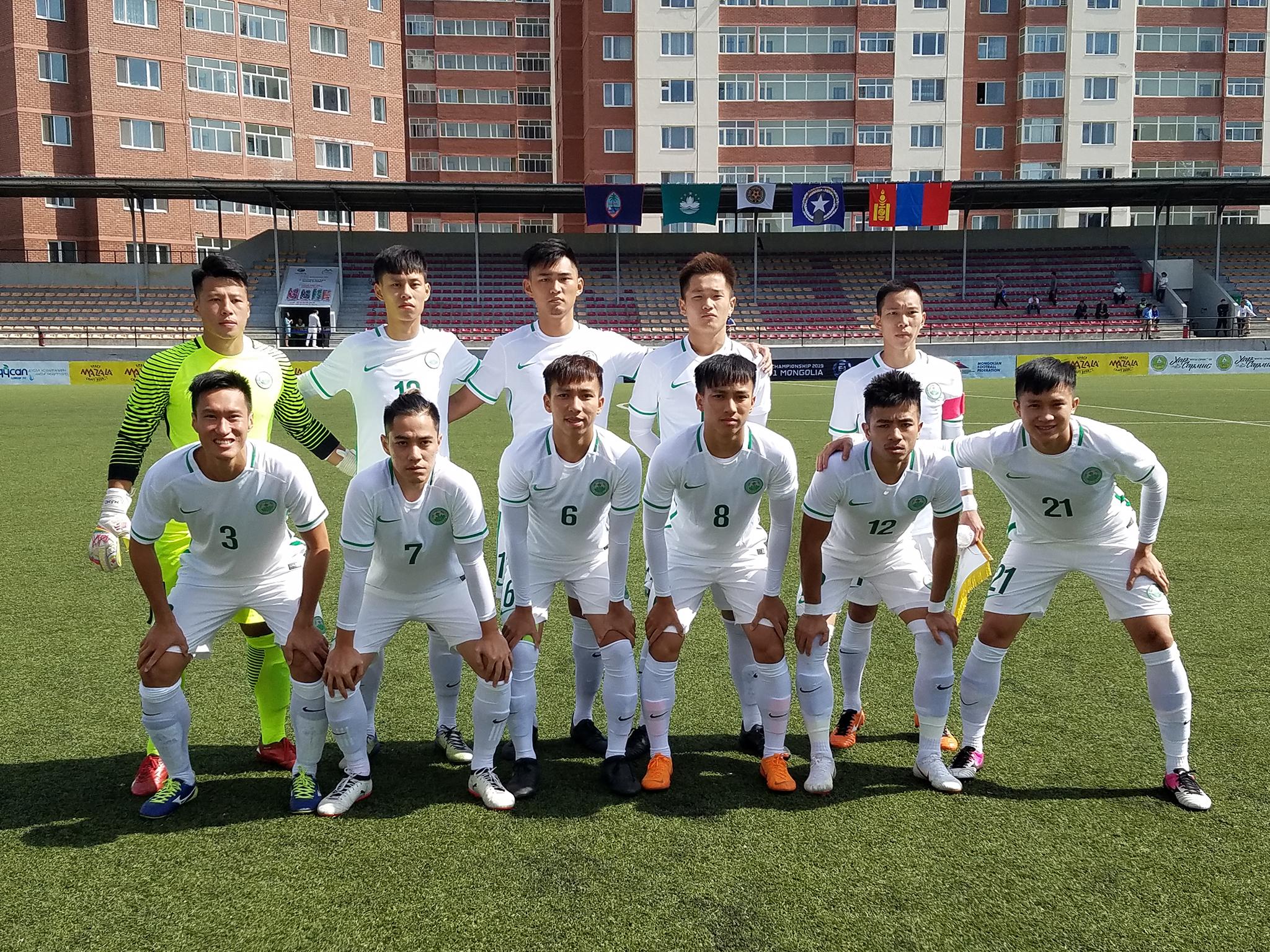 Campeonato da Ásia de Futebol   Macau vence Guam mas falha apuramento