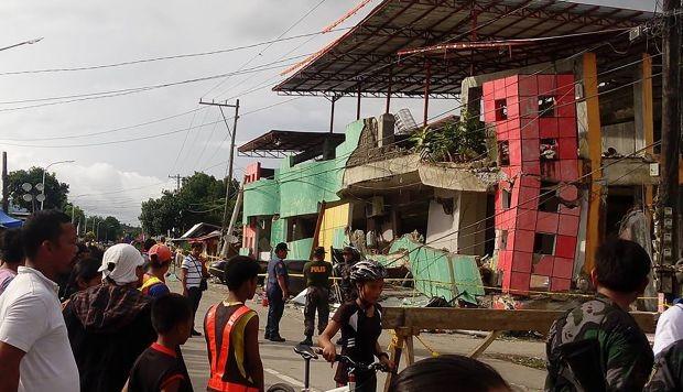 Filipinas | Sismo de 6,1 na escala de Richter abala Davao Ocidental