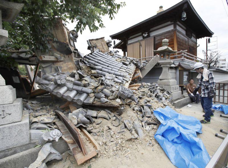 Sismo de magnitude 5 sentido em Tóquio