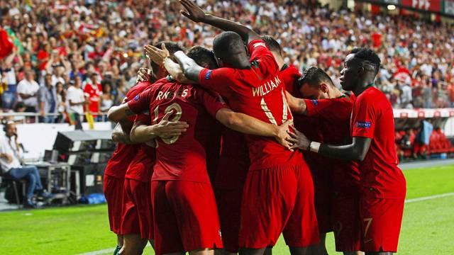 Portugal bate Itália por 1-0 e já lidera Grupo 3 da Liga A da Liga das Nações