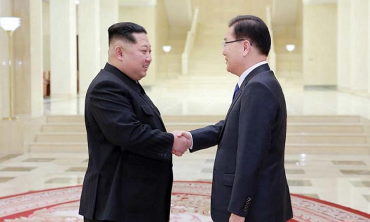 Coreias   Cimeira em Pyongyang de 18 a 20 de Setembro