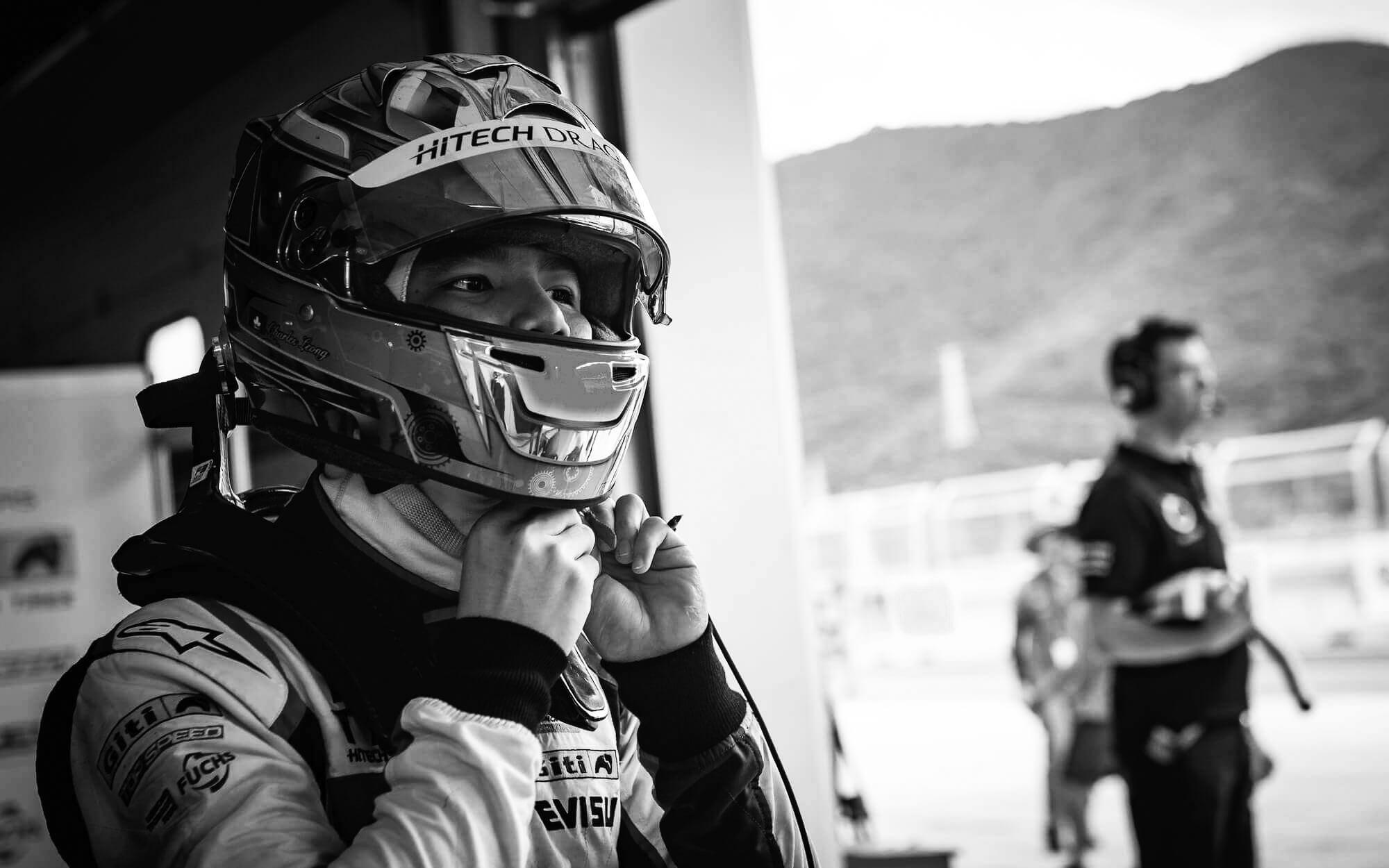 Automobilismo   Charles Leong cumpriu mais uma ronda da F3 Ásia