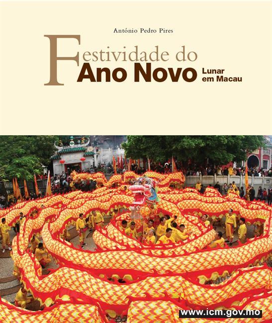 Ano Novo Chinês | Instituto Cultural publica livro de António Pedro Pires
