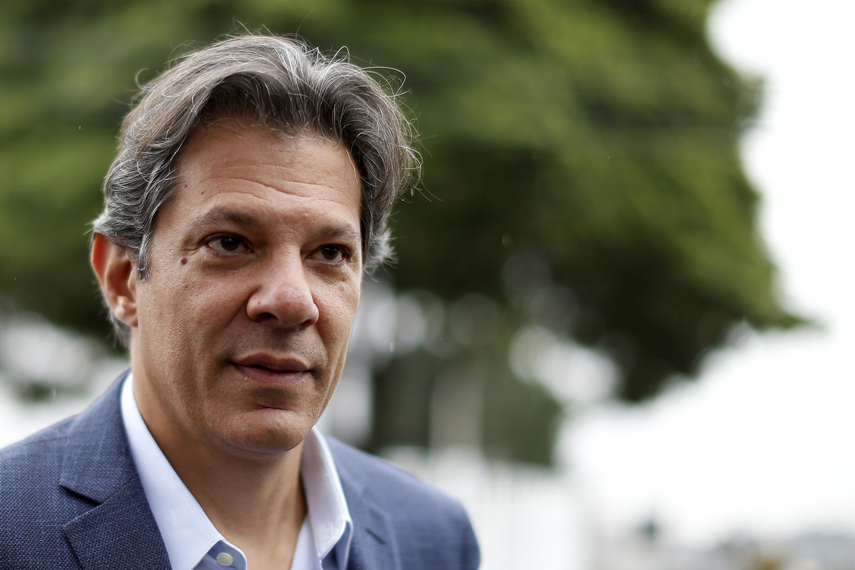 Justiça brasileira abre ação contra Haddad por corrupção passiva e branqueamento de capitais
