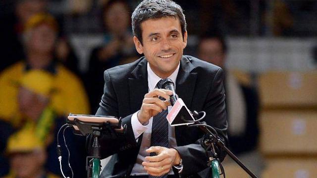 Federação Internacional de Ténis apoia árbitro português Carlos Ramos