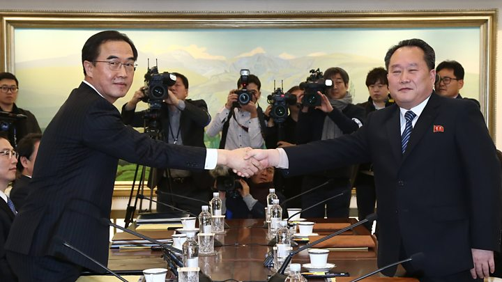 Coreia do Sul vai propor ao Norte organização conjunta dos Jogos Olímpicos 2032