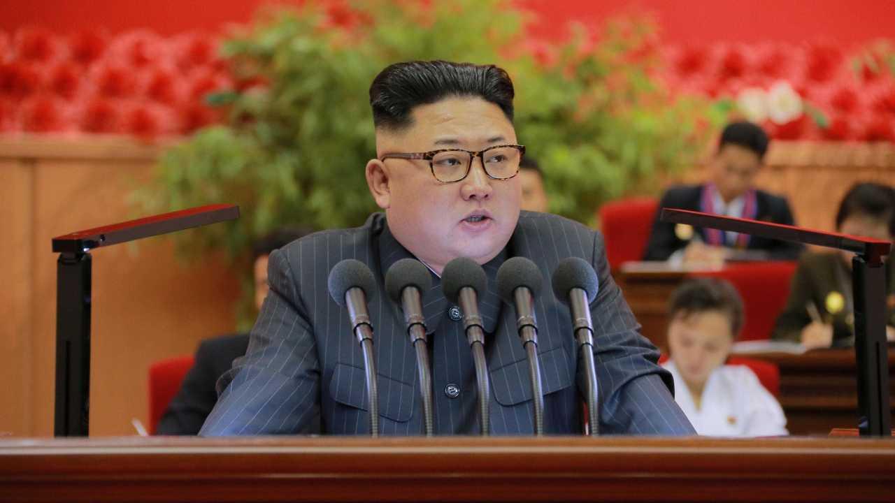 Coreias   Delegação de Seul reúne-se com Kim Jong-un