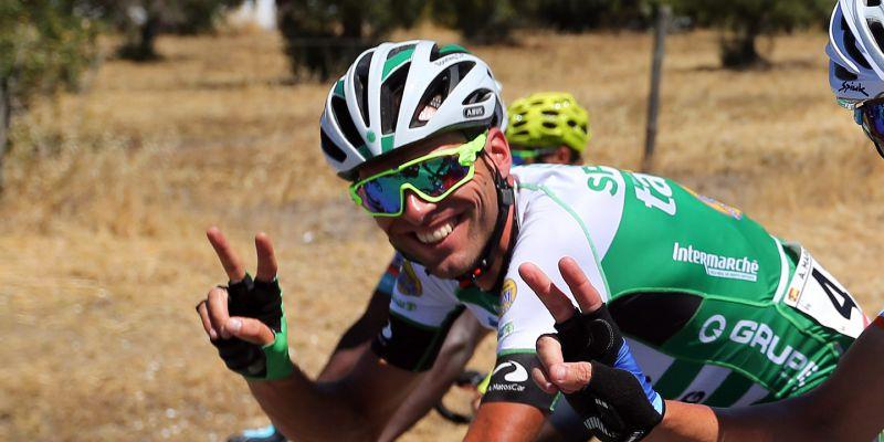 Sportinguista Alejandro Marque sobe a quinto na Volta à China em bicicleta