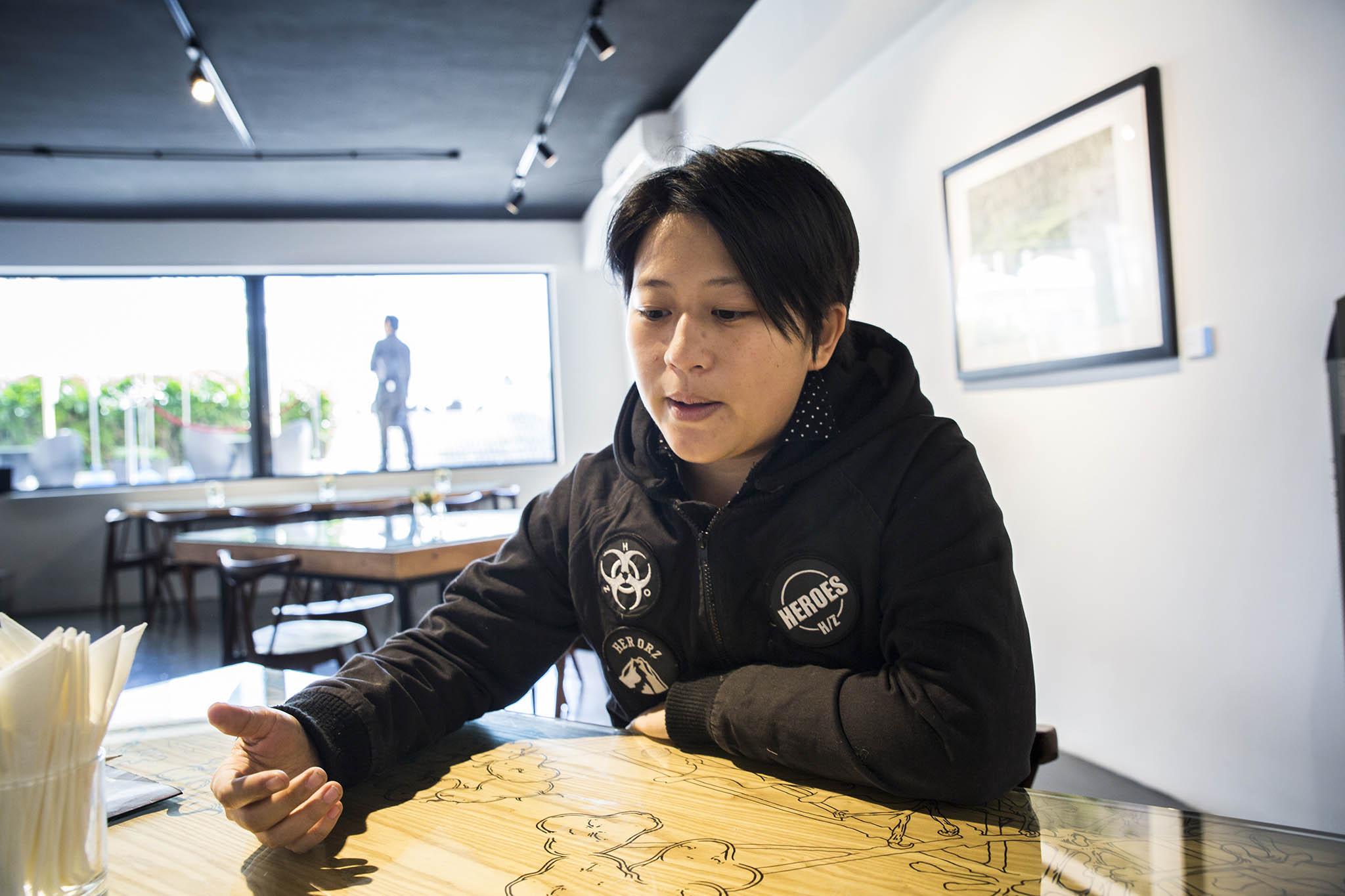 """Tracy Choi, produtora e realizadora de cinema: """"Queremos fazer algo mais comercial"""""""