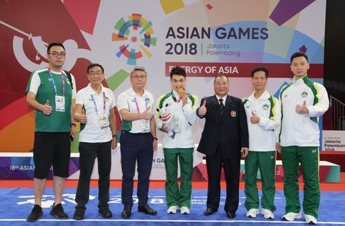 Jogos Asiáticos | Macau conquistou cinco medalhas