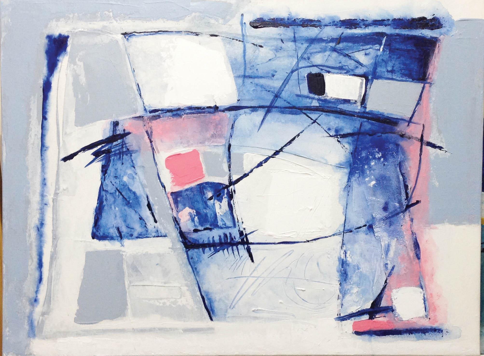 "Pintura | Joaquim Franco apresenta ""The wave and other poems"" em Hong Kong"